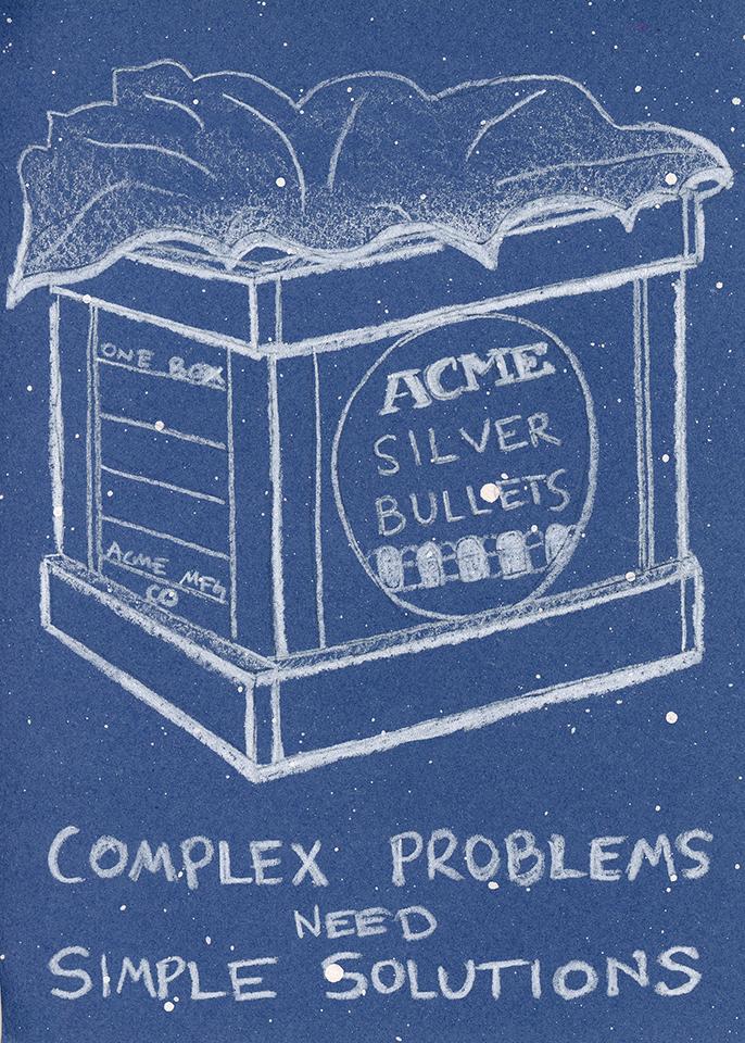 Constellation Acme Illustration Humor AstroExplorer Adam Blue