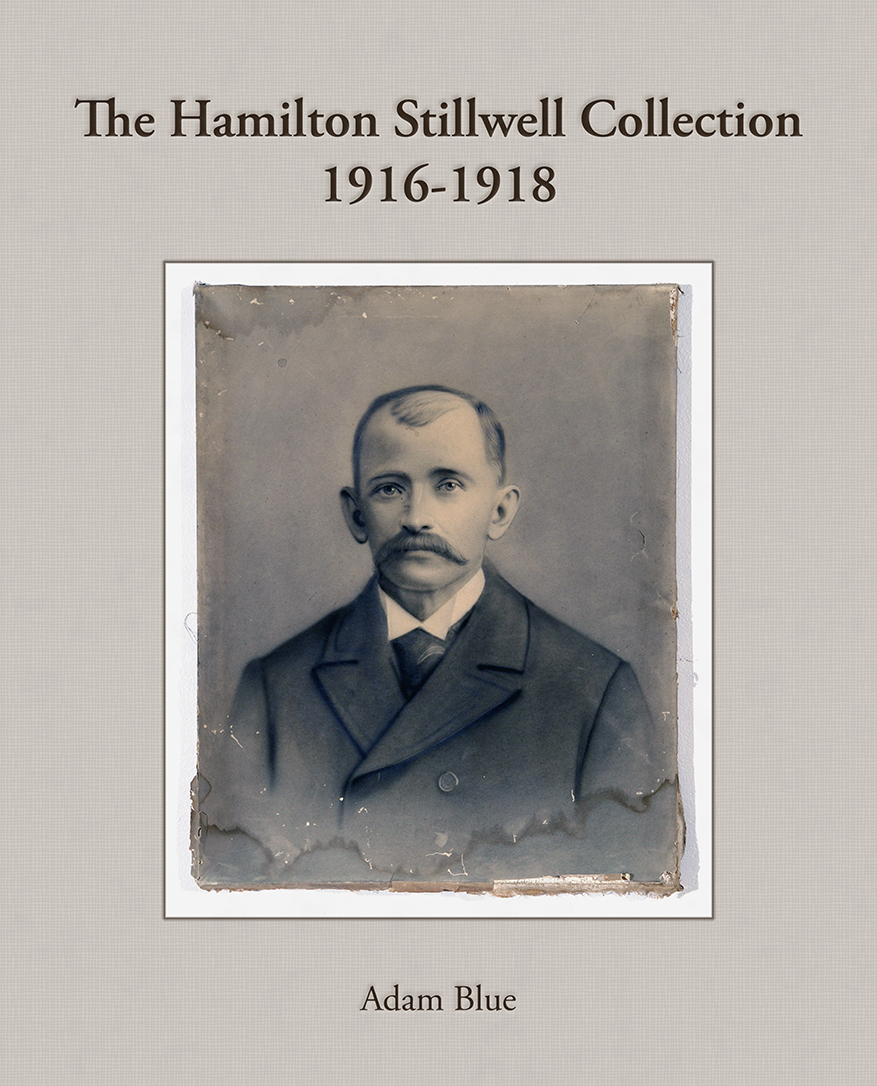 Adam Blue Hamilton Stillwell Book