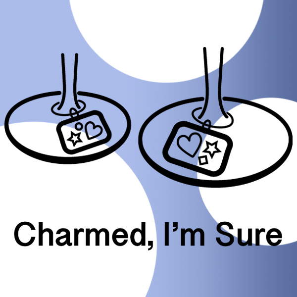 Blueberry Jamz LLC Charmed, I'm Sure Logo